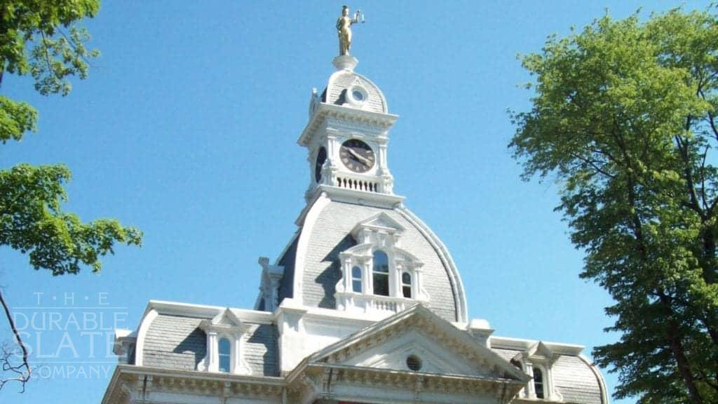 warren county courthouse clock tower