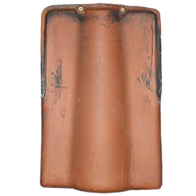 10in Conosera Clay Roofing Tile