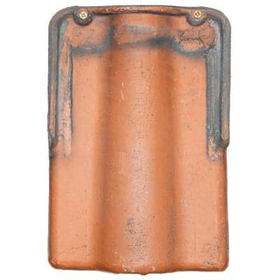 8in Conosera Clay Roofing Tile