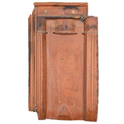 National French Clay Roofing Tile